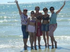 День: солнце, море, пляж, отдых